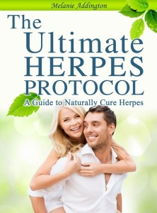 The Ultimate Herpes Protocol By Melanie Addington