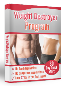 Weight Destroyer Review 232x300 - Weight Destroyer By Michael Wren Reviews : Scam or Work?