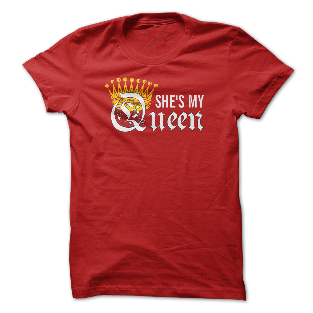 QueenS9 - King and Queen Shirts, T-shirts, Sweatshirts, Hoodies For Couples