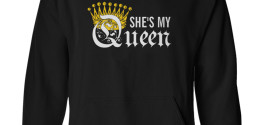 SheisMyQueen 272x125 - Matching Hoodies For Couples