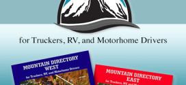 cover 272x125 - Mountain Directory: A Guide For Truckers, RV And Motorhome Drivers Review