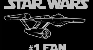 Star Wars 1 Fan T Shirt 310x165 - Best Cool & Funny Star Wars Shirts, T-shirts, Sweatshirts, Hoodies, Sweaters