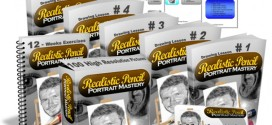 realistic 272x125 - Realistic Pencil Portrait Mastery Home Study Course By Christopher Sia Review
