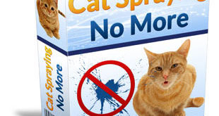 cat spraying no more 310x165 - Cat Spraying No More By Sarah Richards Review! Stop Cat From Urinating Outside The Litter Box