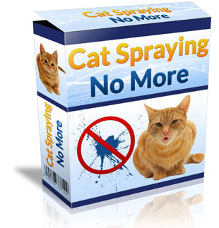 Cat Spraying No More By Sarah Richards