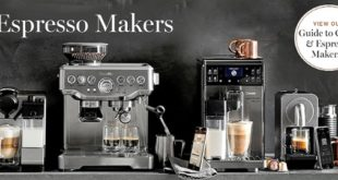best espresso machine 310x165 - The Best Espresso Machine Reviews