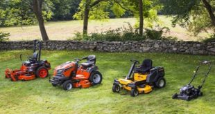 best lawn mowers 310x165 - The Best Lawn Mowers Reviews