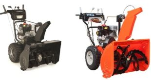 best snow blowers 310x165 - The Best Snow Blowers Reviews