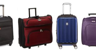 best suitcases 310x165 - The Best Suitcases Reviews
